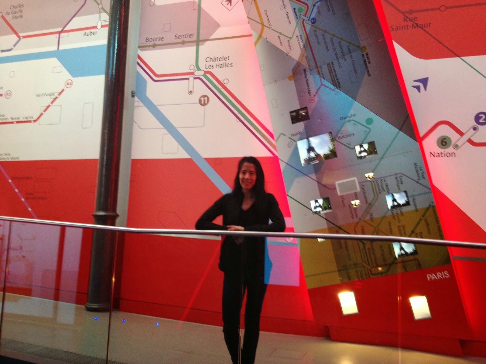 London - I was in heaven!