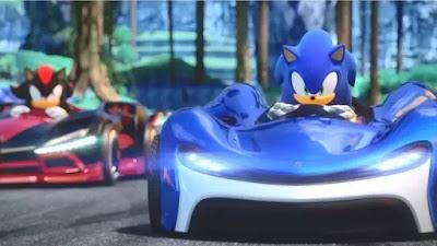 Trailer Game Team Sonic Racing Beri Bocoran Tiga Mobil Balapnya