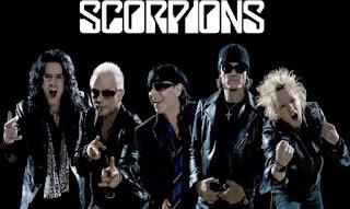 Download Kumpulan Lagu Scorpions Mp3 Album TERPOPULER