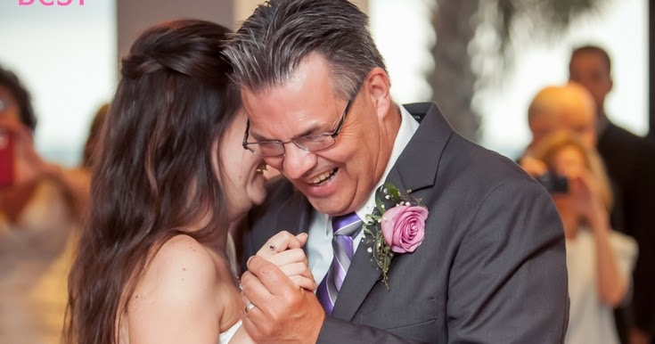 The 10 Best Father Daughter Wedding Dance Song Ideas