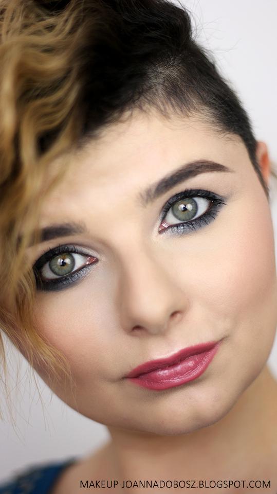 A OSTATNIO TO JA WYGLĄDAM O TAK! ;o) - Recenzja produktów do makijażu marki Celia.