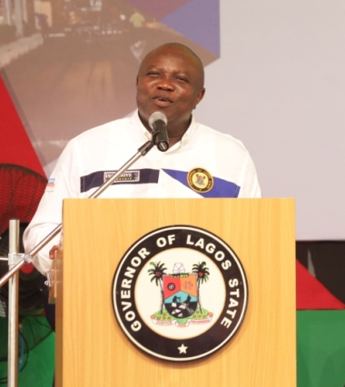 PRESS STATEMENT BY HIS EXCELLENCY MR. AKINWUNMI AMBODE ON THE SECURITY SITUATION IN LAGOS STATE ON 30TH SEPTEMBER, 2018