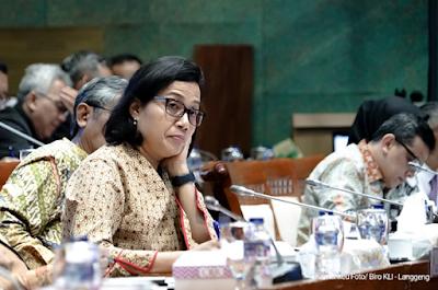 DPR RI Setujui Pagu Indikatif Kemenkeu Tahun 2019