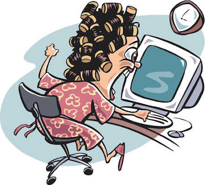 doamna isterica computer