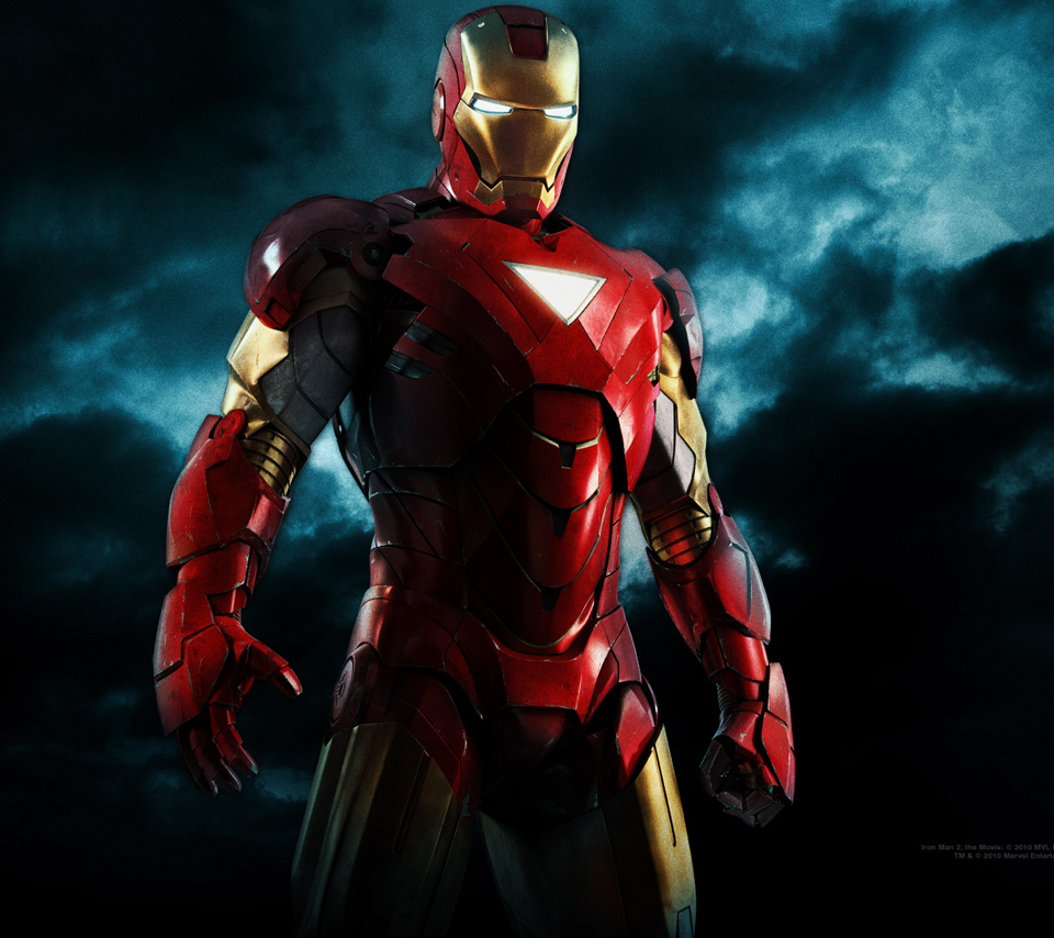 Batman Vs Superman: Iron Man Wallpaper For Android Images