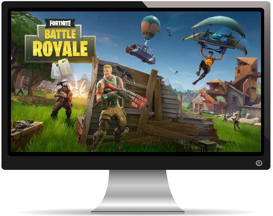 Fortnite Battle Royale - Fond d'écran en Full HD 1080p