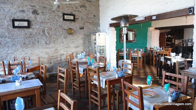 Casagrande Restaurante - Colonia del Sacramento, Uruguai