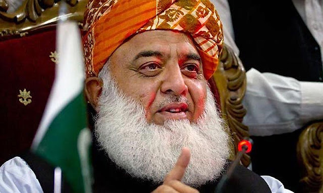Fazl demands referendum to decide FATA's future