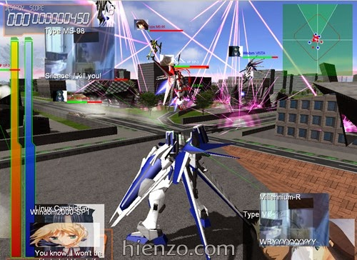 Gundam Seed Destiny PC Gameplay