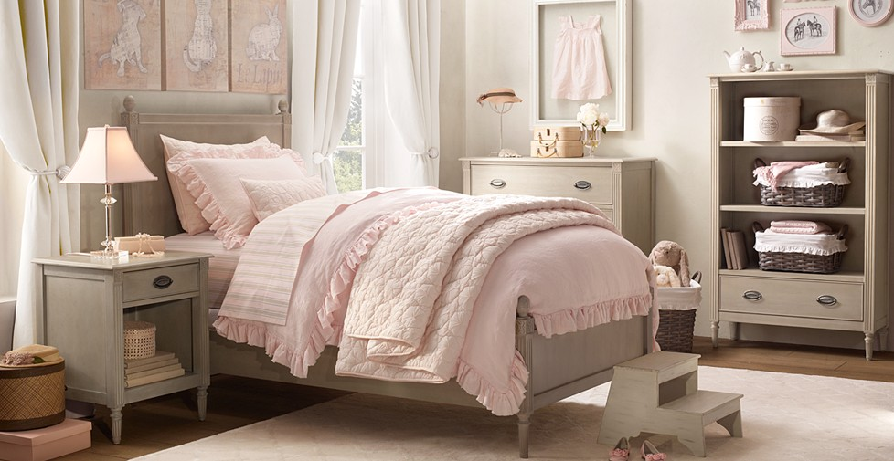 Sweet Southern Symphony: Girls' Bedroom - Inspiration