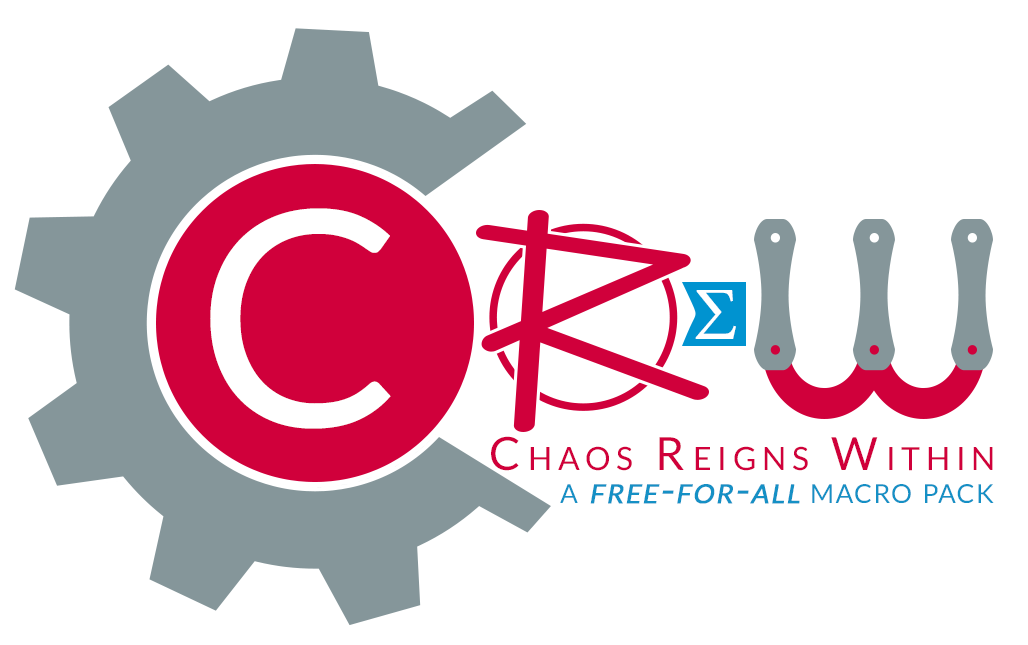 Chaos Reigns Within
