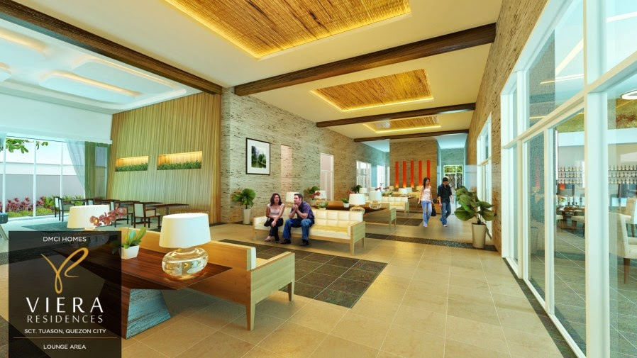 Viera Residences Lounge Area