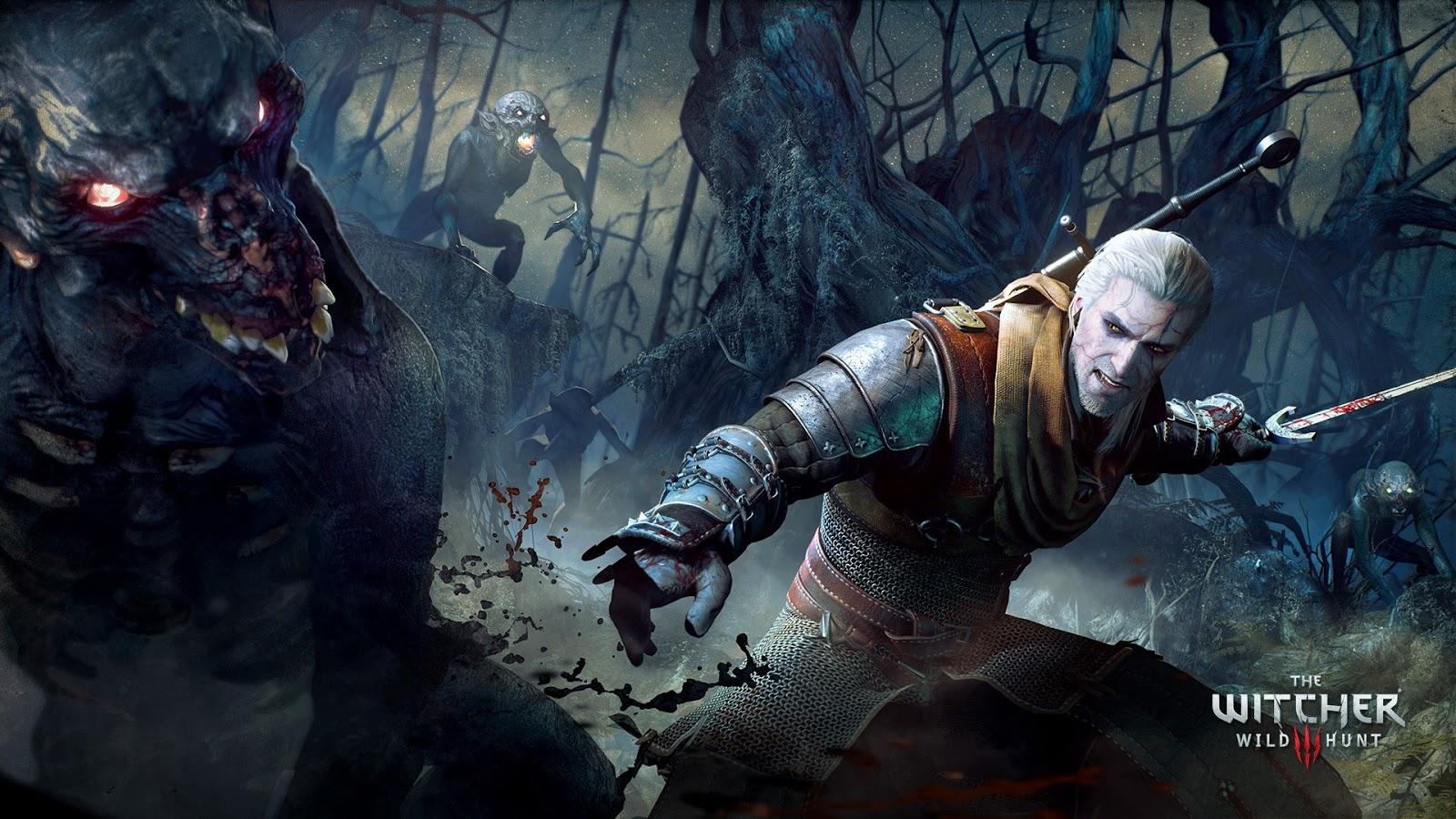 The Witcher 3: Projeto de modificação melhora significativamente as texturas do jogo