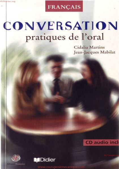 Conversations pratiques de L'Oral en pdf entretien réussir