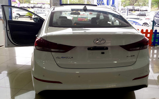 New Hyundai Elantra 2017
