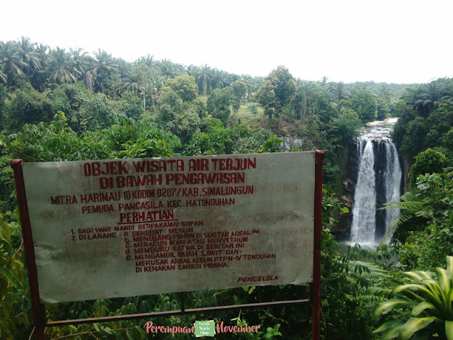 tonduhan waterfall