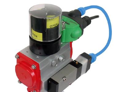 Configurações elétricas para monitores de válvulas on-off