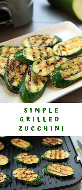 Simple Grilled Zucchini Recipe