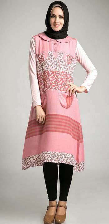Dress Muslimah Gamis