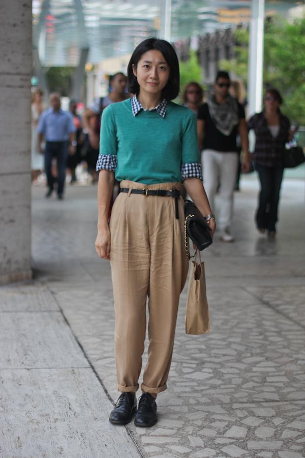 street fashion essay