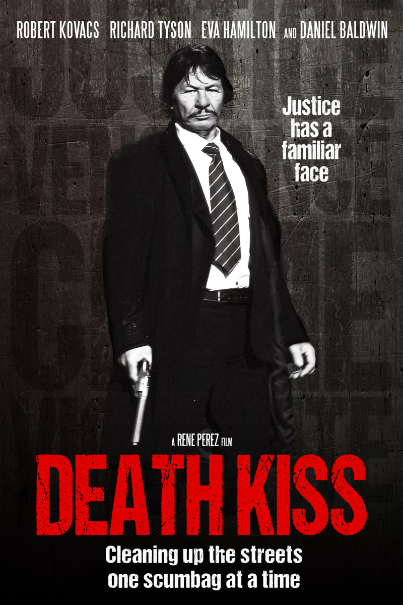 death kiss poster