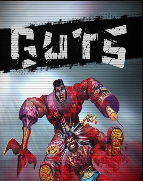 تحميل لعبه GUTS 2018 للكمبيوتر برابط مباشر