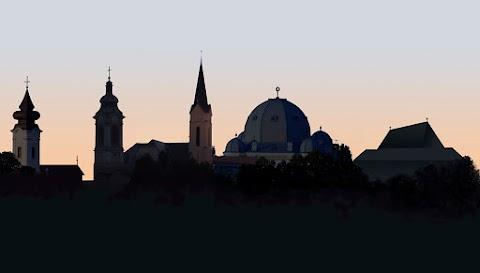 Öt templom fesztivál májusban Győrben