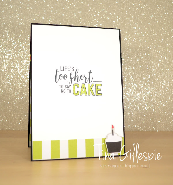 scissorspapercard, Stampin' Up!, Art With Heart, Colour Creations, Broadway Bound SDSP, Happy Birthday Thinlit, Amazing Life