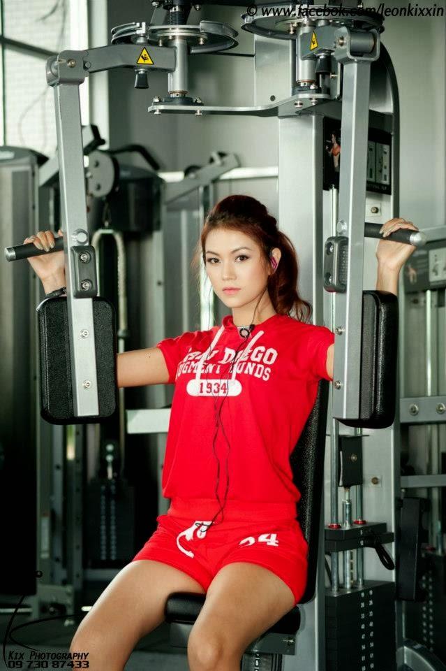 Khin Thazin - Myanmar Model Girls