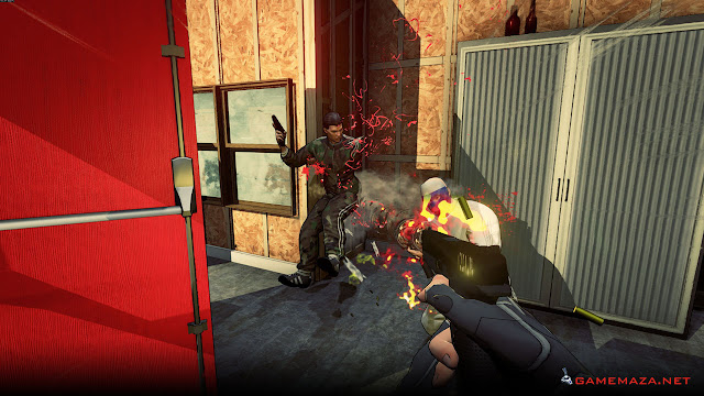 RICO Gameplay Screenshot 1