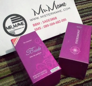Ready stock parfum pheromone bride for women harga murah