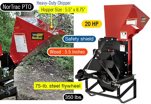 cheap wood chipper
