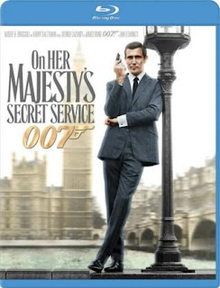 On Her Majestys Secret Service (1969) Hindi Dual Audio Movie 190Mb hevc BRRip