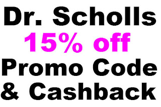 Dr. Scholls Promo Code February, March, April, May, June, July 2016