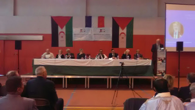 تشكيل مجموعة برلمانية مكلف بالدراسات حول قضية الصحراء الغربية بالبرلمان الفرنسي.