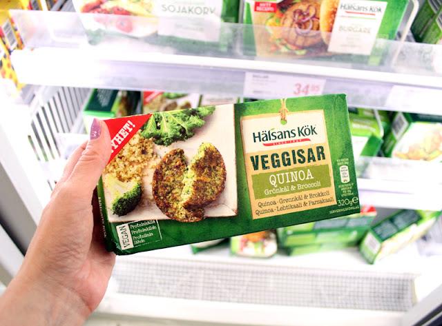 Svenskehandel Stromstad Mat Veganmat Veganske Burgere Harryhandel Guide Til Veganmat På Grensa Veganmisjonen