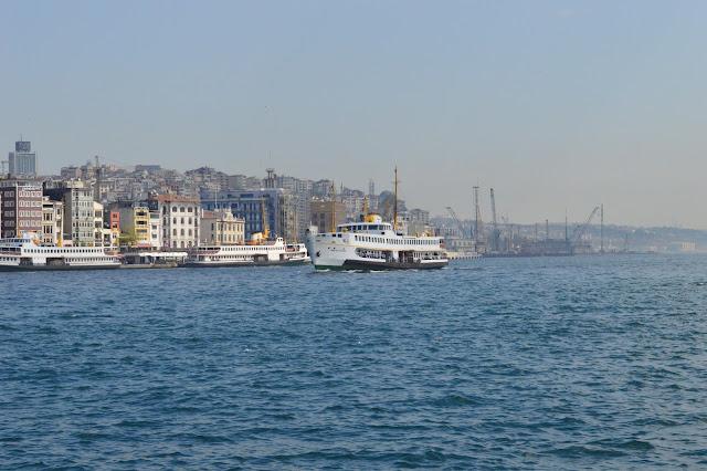 Стамбул - город контрастов!