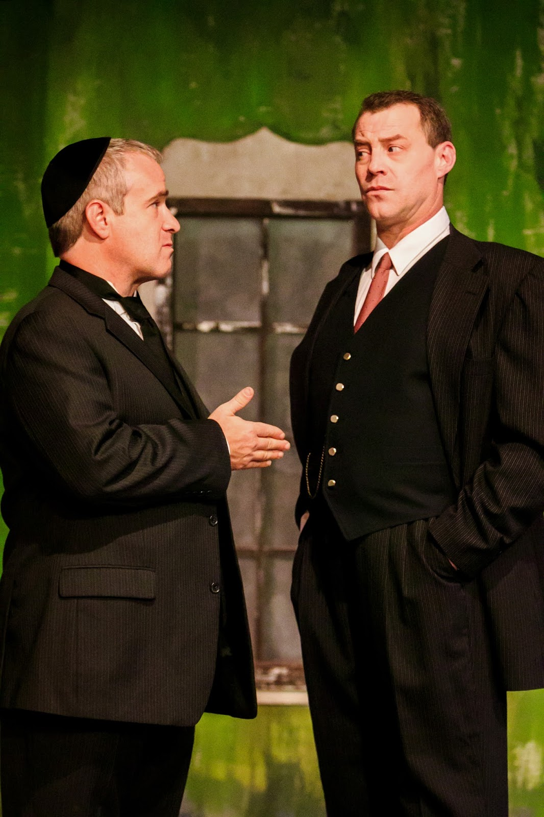 volpone and the merchant of venice