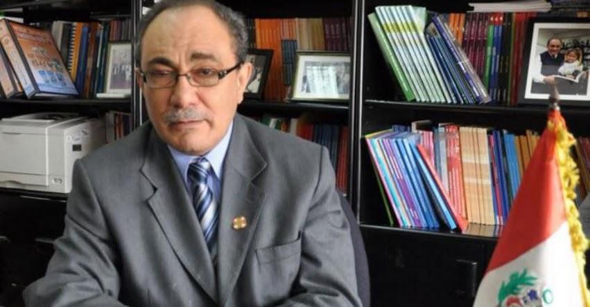 Ministro de Educación confía en que maestros no reiniciarán huelga indefinida - MINEDU - www.minedu.gob.pe