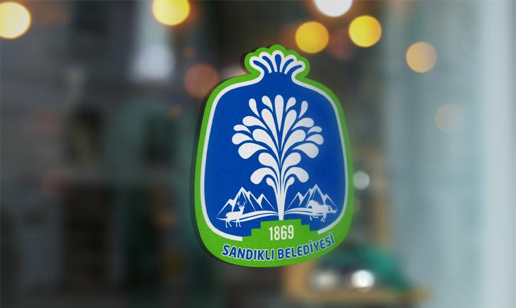 Afyon Sandıklı Belediyesi Vektörel Logosu
