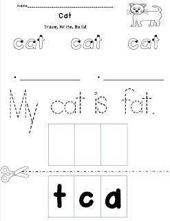 Mrs. Bohaty's Kindergarten Kingdom: Short a...