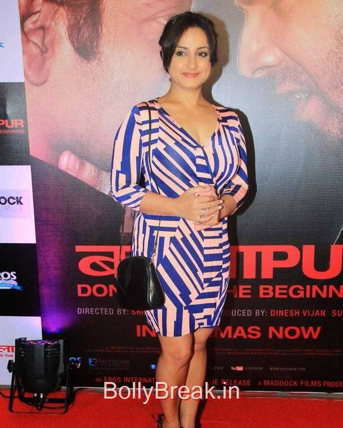Divya Dutta, Hot Pics of Sonakshi Sinha, Shraddha Kapoor At 'Badlapur' Success Bash