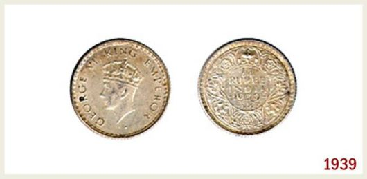 introduction of coins in india