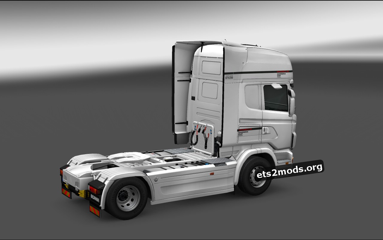 Scania RJL Porsche C.C.E. Skin