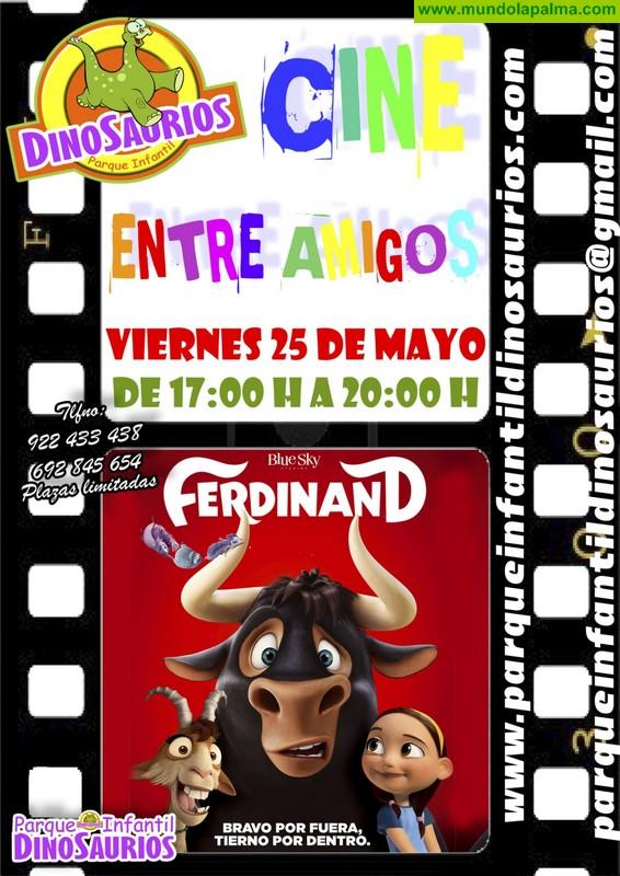 "DINOSAURIOS: ""Ferdinand"""