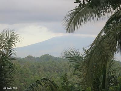 mountains, Bali