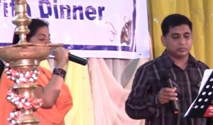 Guruvayoorappa song by Vincent and Nirupa