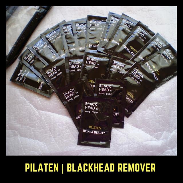 Pilaten blackhead Remover strip packs