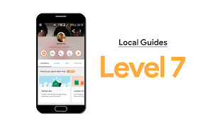 Pencapaian di Level 7 Local Guides Google