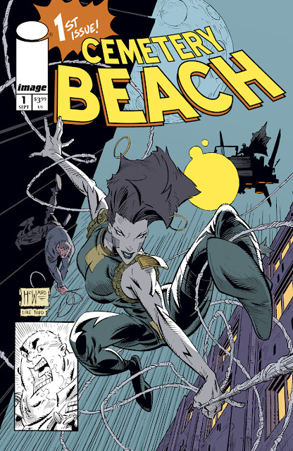 Image Comics CEMETERY BEACH Variant Covers Todd McFarlane